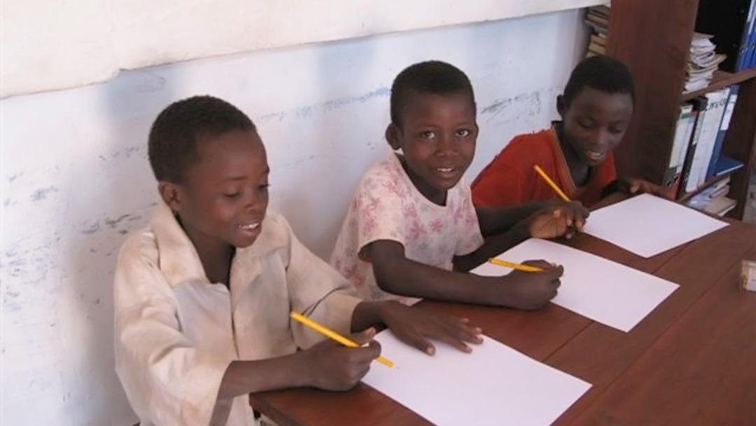 Foto: bambini congolesi