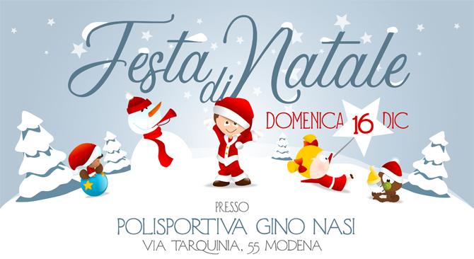 NAAA Onlus - Festa di Natale 2018 Modena