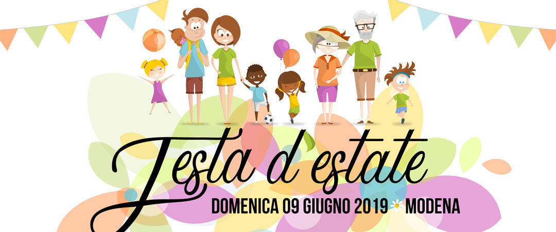 Festa d'estate 2019: pronti, partenza e… via!