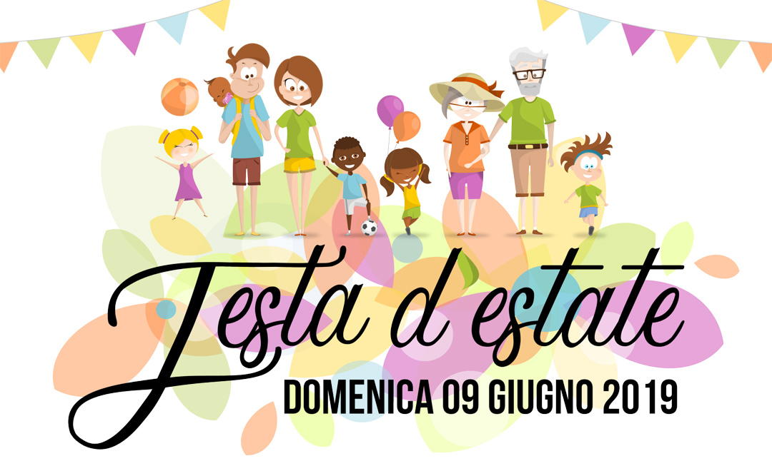 Festa d'estate NAAA Onlus 2019
