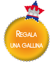 Regala una gallina
