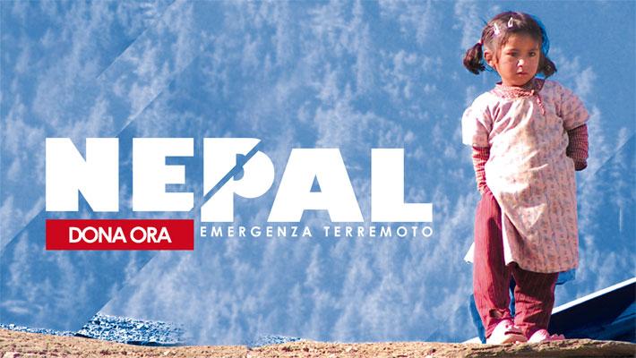 Nepal emergenza terremoto