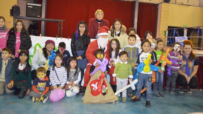 Immagini Di Bambini A Natale.Nole La Gioia Dei Bambini Illumina La Festa Di Natale News