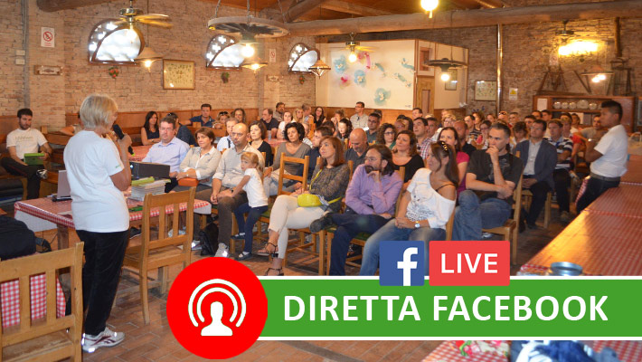 Summer End Party, seminario e testimonianze in diretta su Facebook