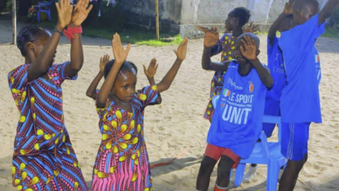 Foto: Bambini di Kinshasa