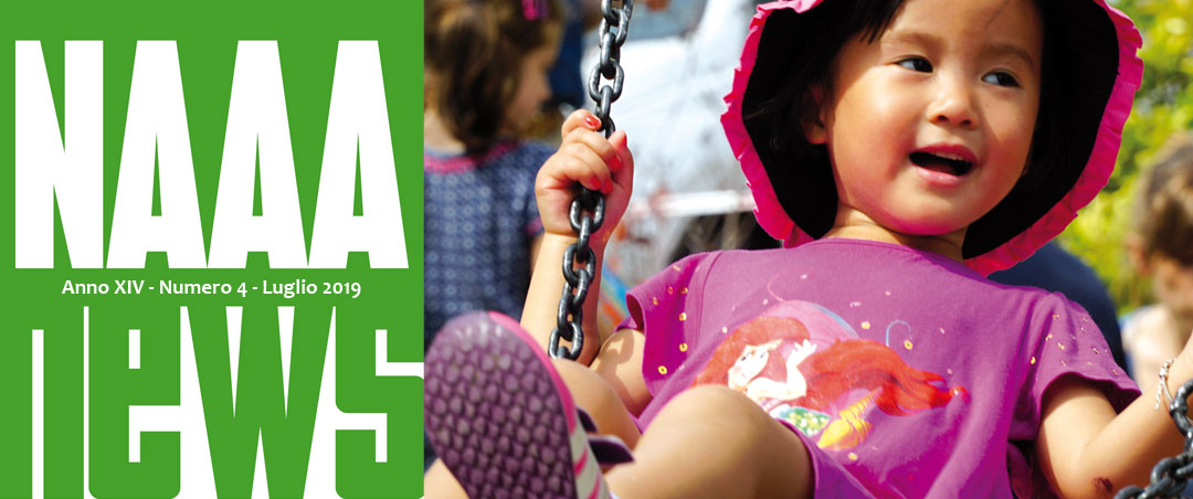 NAAA Onlus - NAAAnews luglio 2019