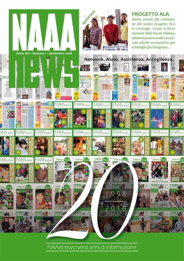 NAAAnews settembre 2018