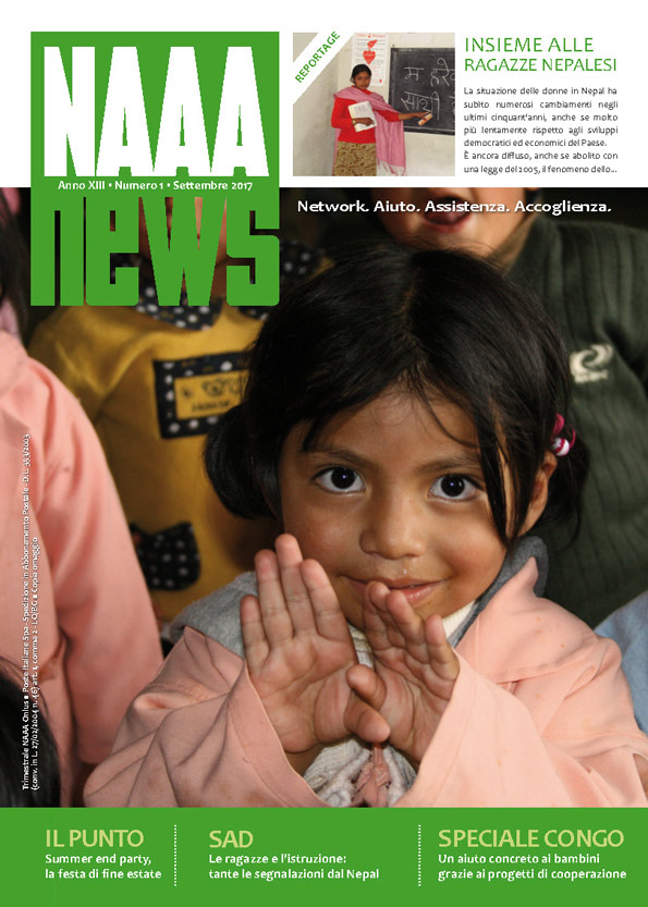 NAAAnews settembre 2017