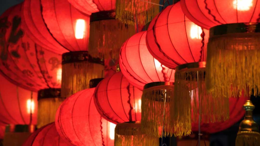 Foto: Lanterne cinesi