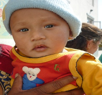 Nepal Children's Home - Aajad
