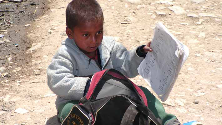 ECN - Educating Children in Nepal